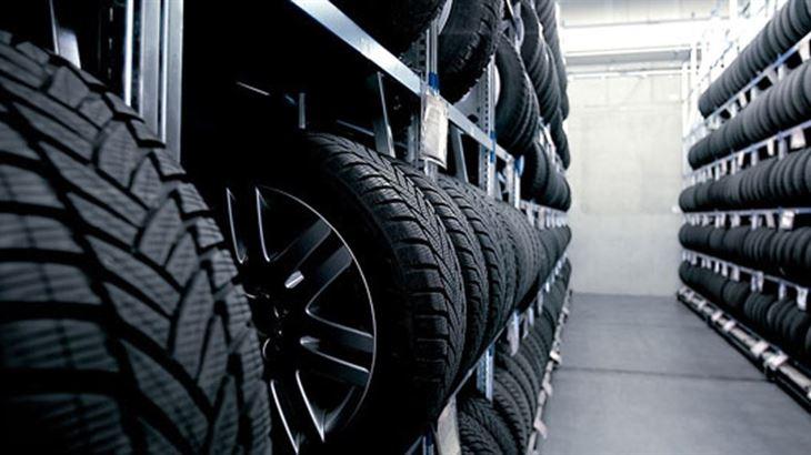 Хранение шин в Автоцвет