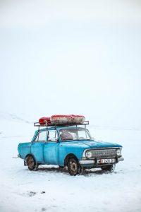 подготовка машины к зиме в Автоцвет