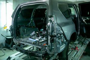 Кузовной ремонт в Автоцвет