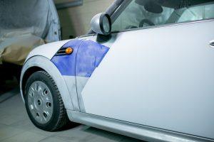 Окраска автомобиля в Автоцвет
