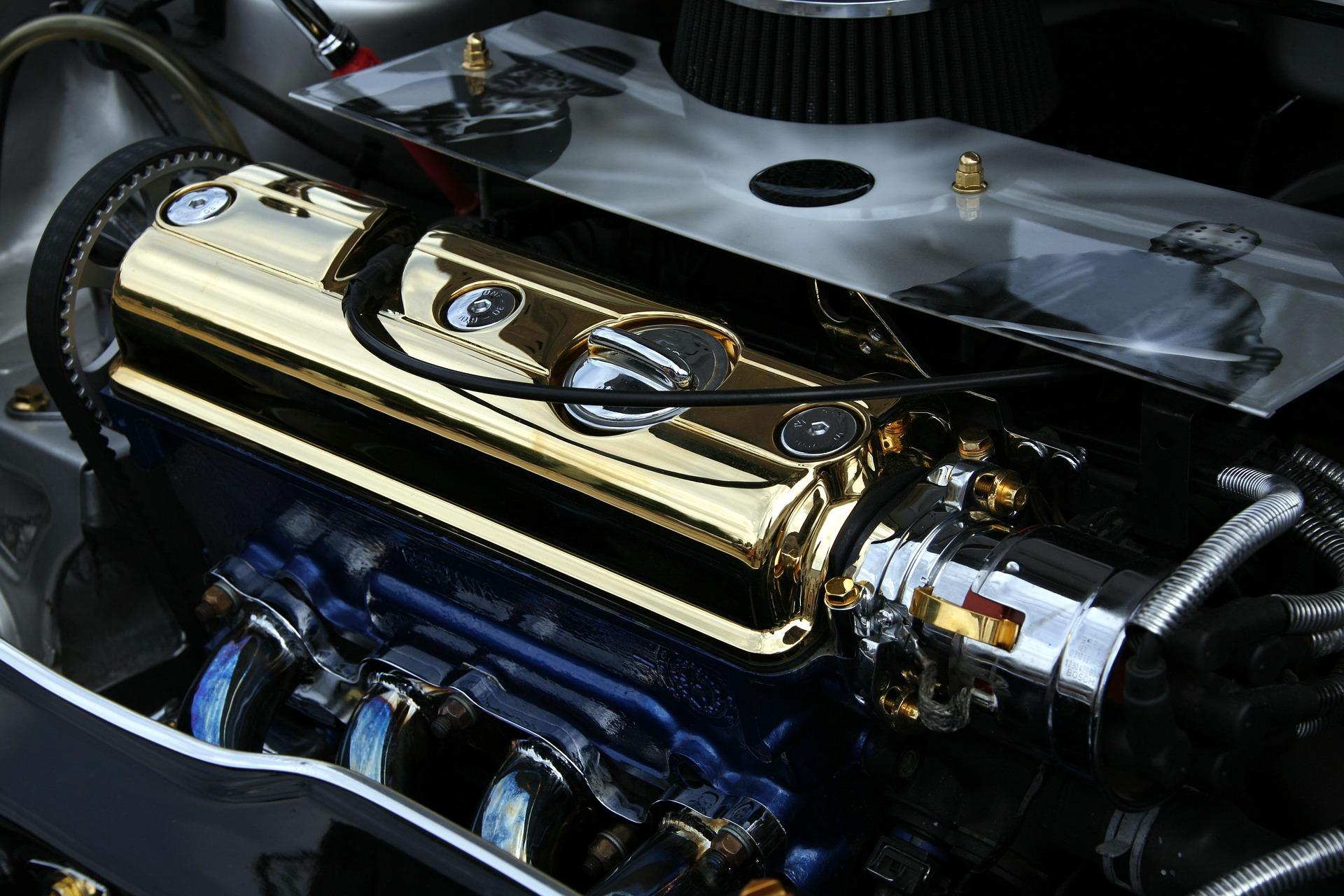 Ремонт двигателя в Автоцвет
